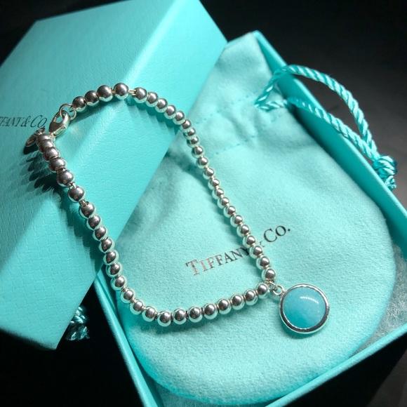7b7cf0bc1 Tiffany & Co. Jewelry | Tiffany Co Sugar Stacks Amazonite Bracelet ...